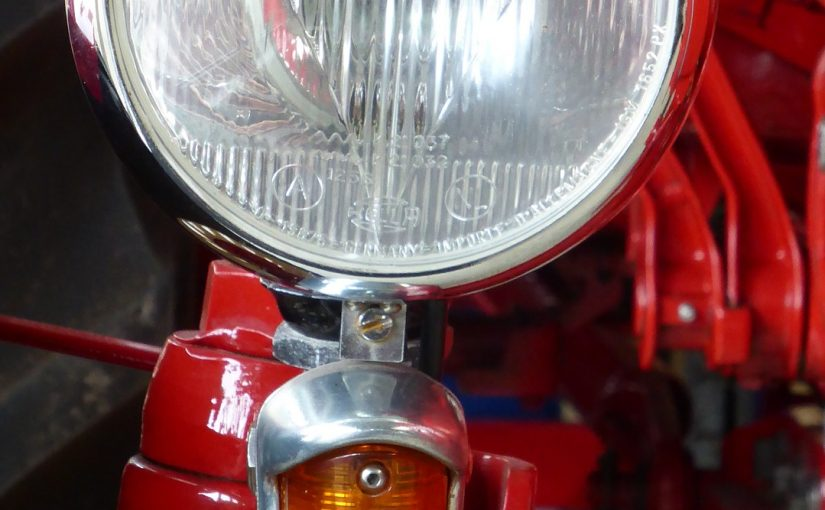 tractor lights