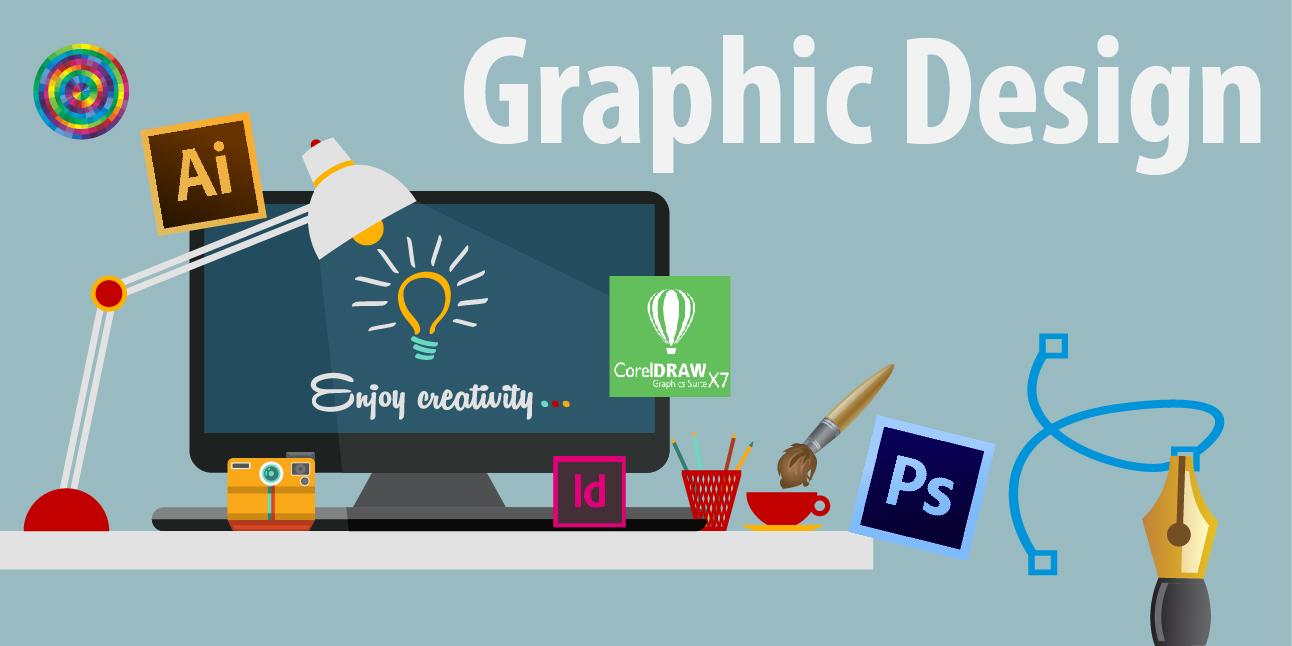 Grafično oblikovanje preko digitalne agencije v Ljubljani