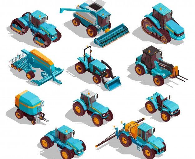 Vsestranski traktorji 