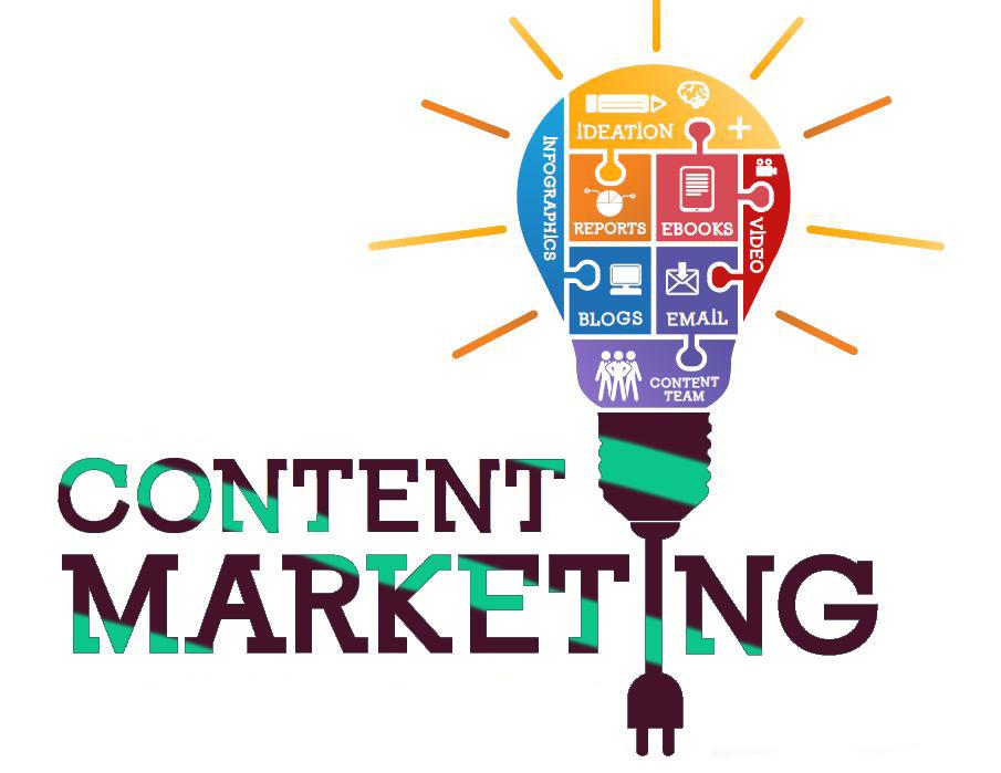 Vsebinski marketing in pomoü s komunikacijo za vsako podjetje